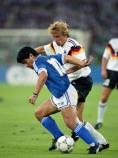 Германия - Аржентина 1990