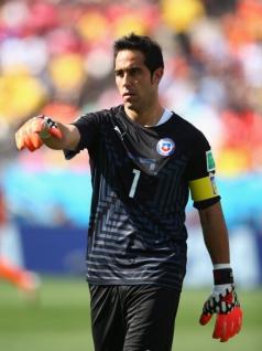 Клаудио Браво (Чили)