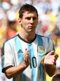 Лионел Меси (Аржентина)