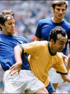 Бразилия - Италия 1970
