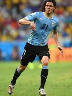 Единсон Кавани (Уругвай)