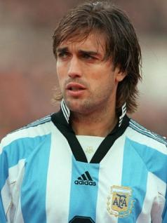 Габриел Батистута (Аржентина)